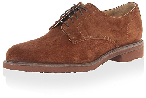 Frye Mens Jim Oxford Marrone