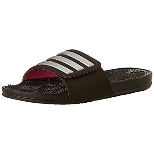 e10ed49f51c9 good adidas Performance Women s Adissage 2.0 Stripes W Athletic Sandal