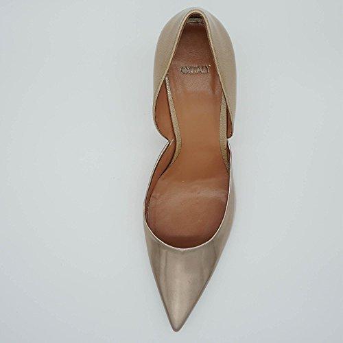 OXITALY, Scarpe col tacco donna marrone marrone