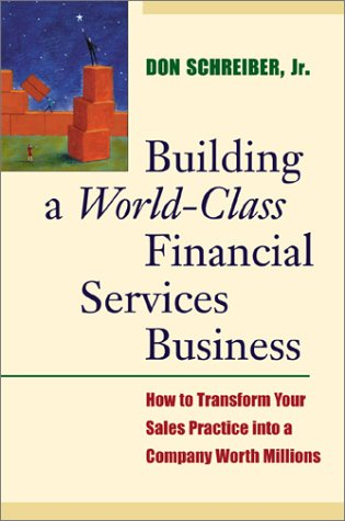 Building A World Class Financial Services Business