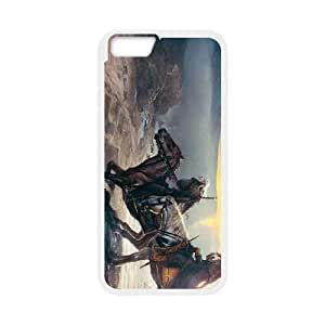 the witcher 3 wild hunt iphone 6s 4.7 Inch Cell Phone Case White yyfD-087378