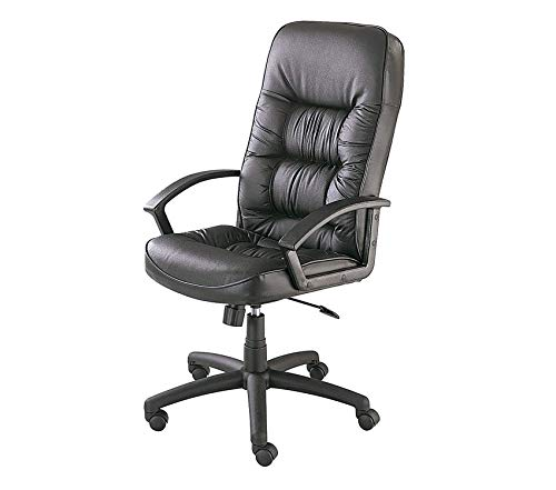 Sаfcо Prоducts Serenity High Back Executive Chair, Black