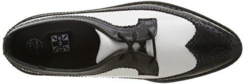 T.U.K. Pointed Creeper, Sneaker Unisex-Adulto Nero(black)