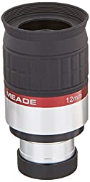 Meade Instruments 07733 Series 5000 1.25-Inch HD-60 12-Millimeter Eyepiece (Black)