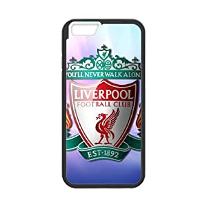 iPhone 6 Plus 5.5 Inch Cell Phone Case Black Liverpool Logo L2974475