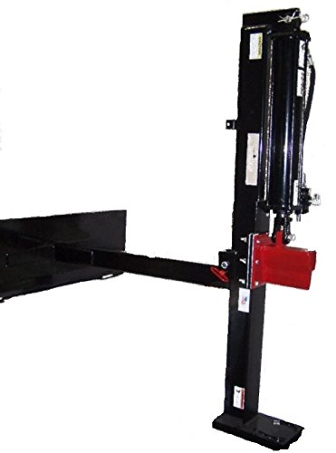 RAMSPLITTER SSHV20 Horizontal/Vertical 20 Ton Universal Mount Skid Steer Attachment by RAMSPLITTER