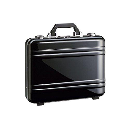 Briefcase Zero Halliburton Black (Zero Halliburton 2.0 Large Classic Framed Polycarbonate Attaché Briefcase, Black, One Size)