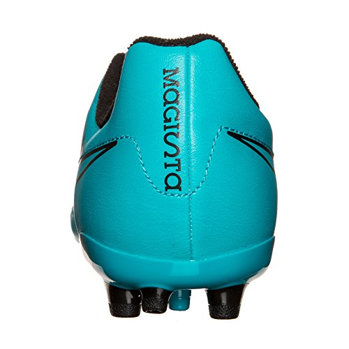 Nike Magista Onda Ag, Jungen Fußballschuhe turquoise blue/turquoise blue-black-black