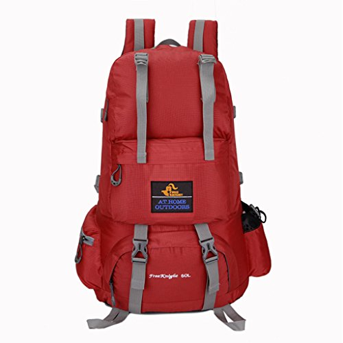 UBORSE 50 Liter Hiking Backpack Waterproof Outdoor Sport ...