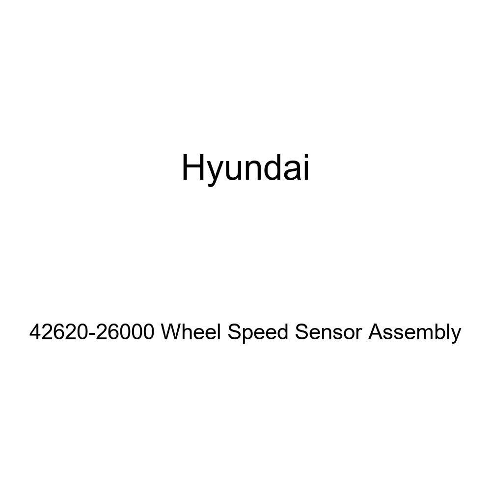 Genuine Hyundai 42620-26000 Wheel Speed Sensor Assembly