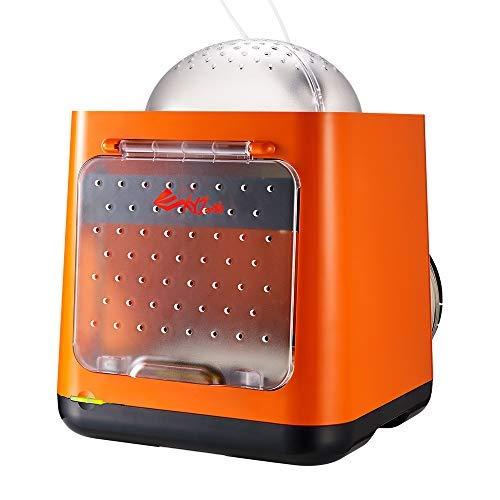 da Vinci Nano 3D Printer ~ 5 x 5 x 5 Inches Built Volume - Compact and Fully Enclosed Design (PLA, Tough PLA, PETG)