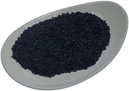 SENA -Premium - Sesame seeds black natural whole- (250g)