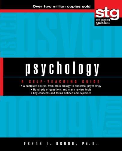 Psychology: A Self-Teaching Guide