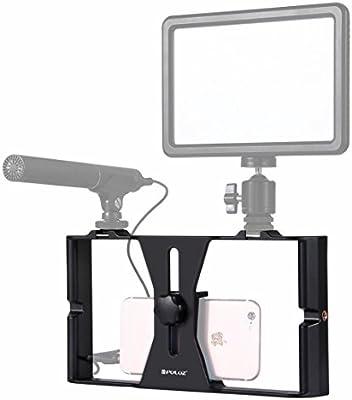 PULUZ - Estabilizador de vídeo para Smartphone, con Soporte para ...