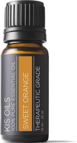 Sweet Orange Pure Essential Oil Therapeutic Grade (Citrus sinensis) - 10 Ml (Sweet Orange Essential Oil compare prices)