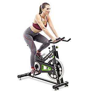Well-Being-Matters 410KPzJG4oL._SS300_ Marcy Club Revolution Bike Cycle Trainer for Cardio Exercise