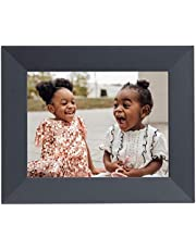 """Aura Digital Photo Frame, 10"""" HD Display New 2019, 2048 x 1536 Resolution with Free Cloud Storage, Oprah's Favorite Things List 2X, Sawyer Mica WiFi Picture Frame (Shale)"""