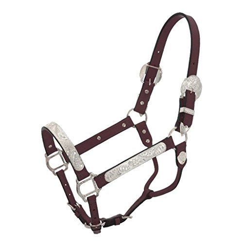 Yearling Show Halter (Royal King Silver Show Halter)