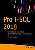 Pro T-SQL 2019 Front Cover