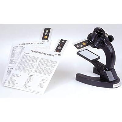 American Educational Microslide Viewer, 5X Magnification: Industrial & Scientific