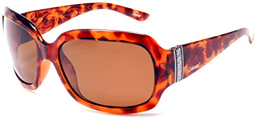 Coleman Women's CC1 6024 Polarized Sunglasses Audrey Hepburn Style - Audrey Style Hepburn Sunglasses