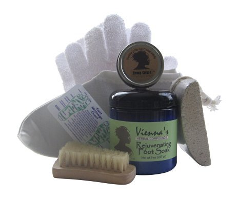 Natural-Aromatherapy-Foot-Care-Gift-Set-Cleanse-Soothe-Moisturize-and-Pamper-for-Beautiful-Feet-100-All-Natural-Christmas-Gift