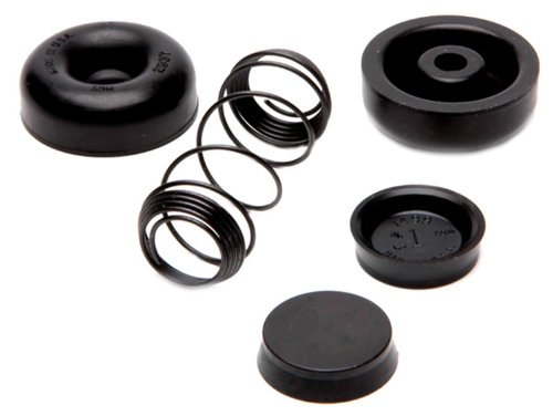 Cadillac Fleetwood Wheel Cylinder (ACDelco 18G3 Professional Rear Drum Brake Wheel Cylinder Repair Kit with Spring, Boots, and Caps)