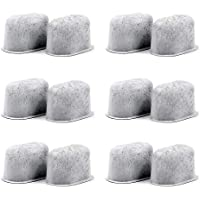 12 Pack KEURIG Water Filters, KUNGIX Replacement Charcoal Water Filters for Keurig 2.0 (and older) Coffee Machines