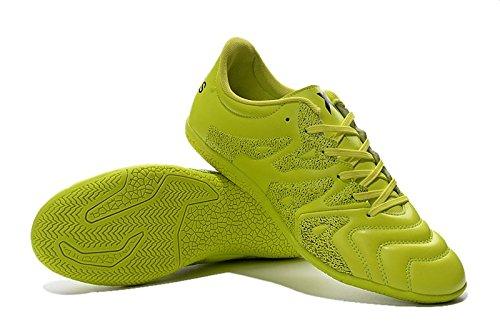 dsxgfdhf Herren Fußball flach Indoor-Fußball Stiefel X 151IC