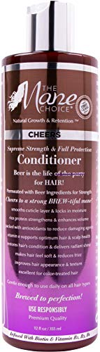THE MANE CHOICE - Super Strength & Full Protection Cheers Conditioner, 12 Oz