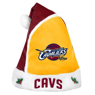 fan products of Cleveland Cavaliers 2015 Basic Santa Hat
