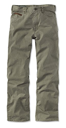 Pocket Twill Jeans - 8