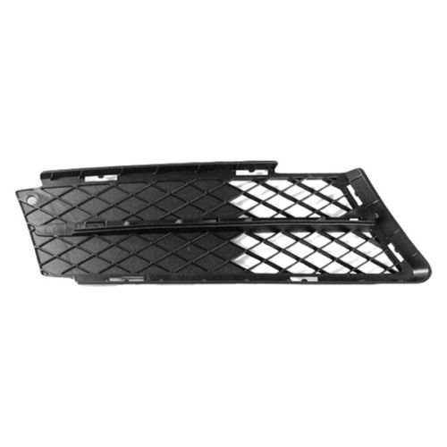 DAT 06 - 08 BMW SERIES 3 SEDAN 3.0 LITER WITHOUT M-PACKAGE FRONT BUMPER GRILLE RIGHT PASSENGER SIDE (Sedan Bumper Package)