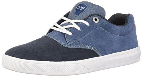 Globe Men's The Eagle SG Skate Shoe, Moonlight Blue/Navy, 9.5 M US