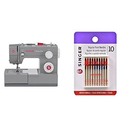 Amazon.com: Singer Sewing 4432 Heavy Duty extra-high ...