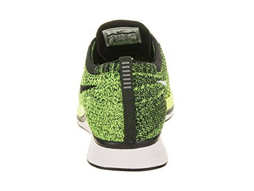 Running volt Flyknit Nike verde Men sequoia Racer Verde Shoes 's black 8wIfq