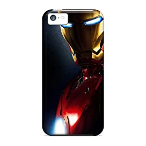 SandraTrinidad Case Cover For Iphone 5c - Retailer Packaging Ironman Protective Case