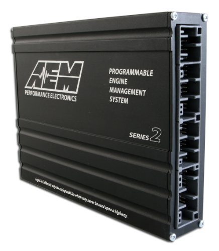 AEM 30-6051 Series 2 Plug and Play Engine Management System for (Aem Engine Management System)