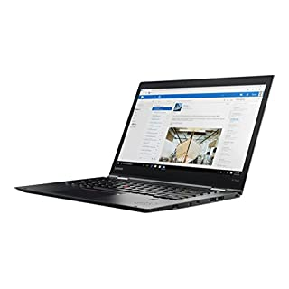 "Lenovo ThinkPad X1 Yoga 2nd Gen 20JD0015US 14"" FHD (1920 x 1080) IPS Touchscreen Display 2-in-1 Ultrabook - Intel Core i5-7200U Processor, 8GB RAM, 256GB PCIe SSD, Windows 10 Pro"
