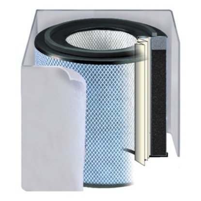 Austin Air Healthmate Jr Replacement Filter w/Prefilter (FR200B - White)