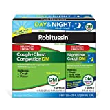 Best ACT Dry Cough Medicines - Robitussin DM Max Cough and Chest Congestion Day Review