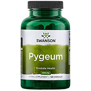 Swanson Pygeum (Standardized) 100 mg 120 Caps