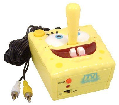 Jakks SpongeBob SquarePants TV Game