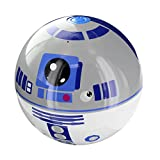 Disney Star Wars Mini Rechargeable Wired Portable Speaker for Smartphones / Tablets / MP3 Players / iPod & more - R2D2