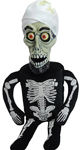 Slappy Costume Makeup (Jeff Dunham's Achmed - The Dead Terrorist Ventriloquist Dummy Pro Model 30