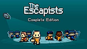 The Escapists: Complete Edition - Nintendo Switch [Digital Code]