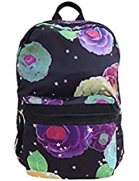 Starry Floral Backpack