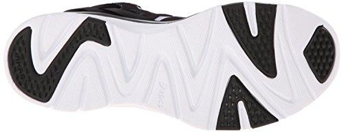Zapatillas S465n white Black Para Deportivas Asics coral Mujer Z4BSwqwp5