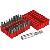 Warrior Security Bit Set CRV Steel, 33 pc by Harbor Freight Tools, Inc.