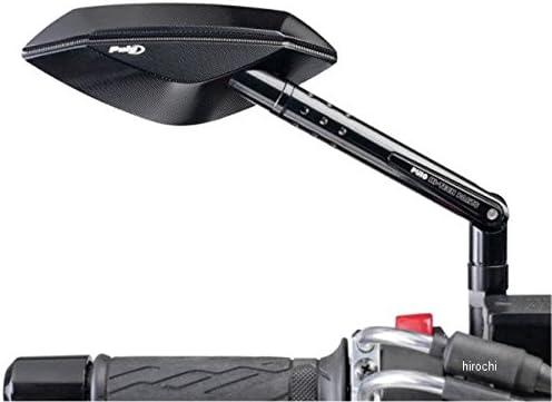 PUIG ミラー HI-TECH2 10mm×1.25 黒 右側 302010 6220N